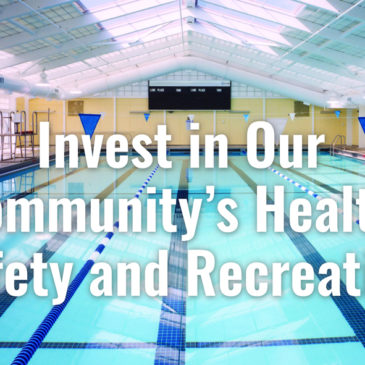 Read All About It!  Critical Time for Swim Center